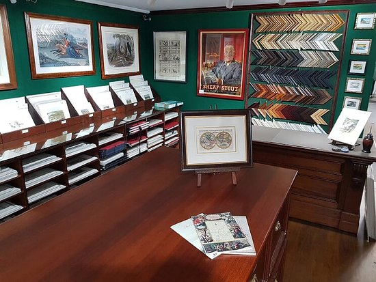 Antique Print and Map Room