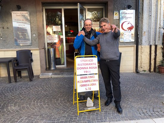 Spezzano Albanese, إيطاليا: io e Joseph