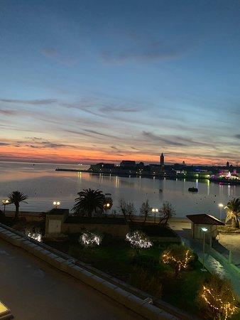 Banjol, Croacia: Evening view