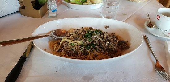 Best pasta we had in malta on 7 months