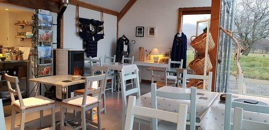 Laggan, UK: Caoldair Coffee & Craft Shop (Yummy Things)