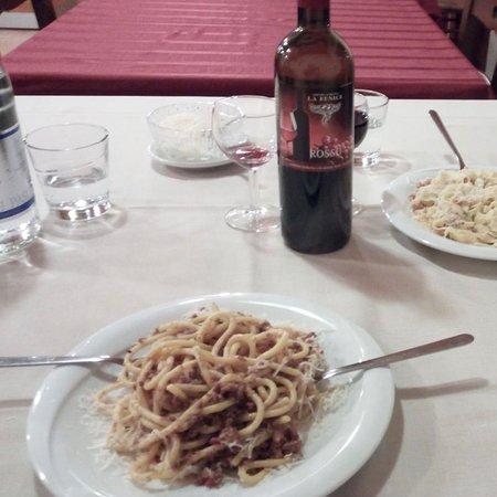 Baone, Italia: Primo piatto ottimo