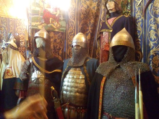 Contact Museum of Medieval Military Affairs