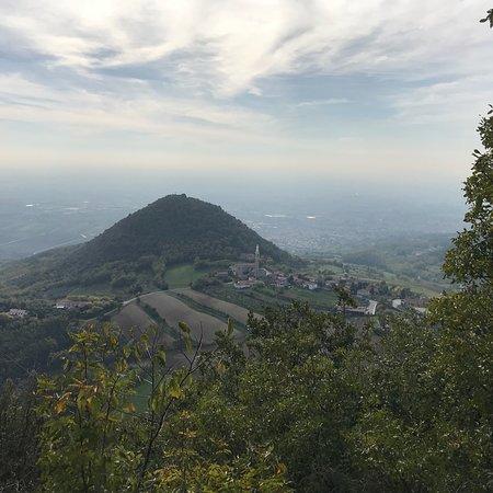 Baone, Italia: Foto anello alto Monte Cero