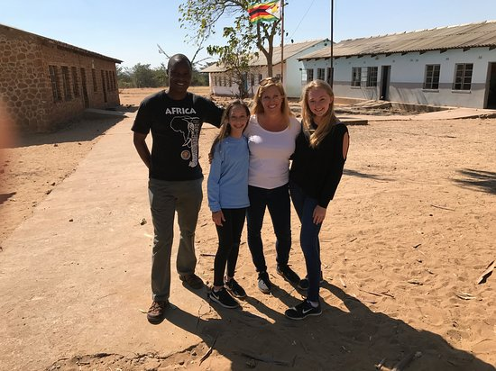 Kativu Tours & Travel: Visiting the Monde School in Zimbabwe