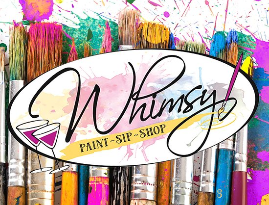 Whimsy Paint and Sip Studio Denver