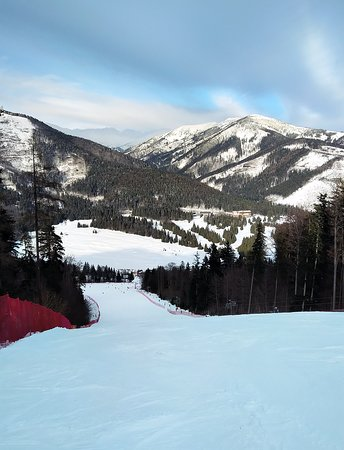 Ski Resort Tale