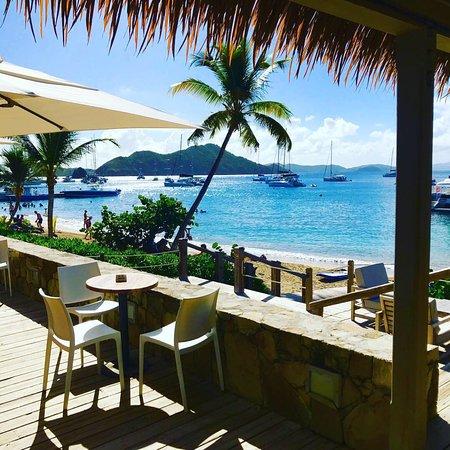 Cooper Island Beach Club Restaurant - Restaurant Reviews ...