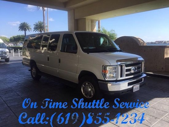 ‪On Time Shuttle Ride Service‬