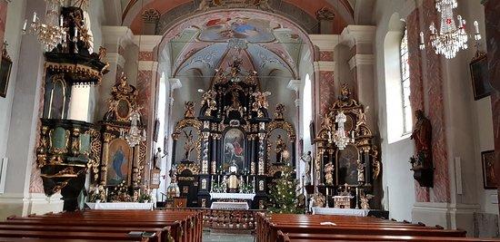 Pfarrkirche St. Martin in Kirchbach - Kirchbach