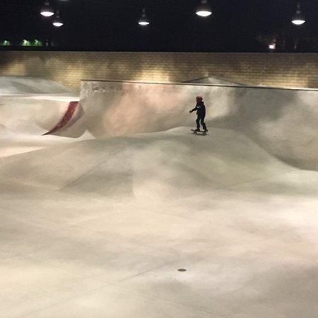 Palm Springs Skate Park