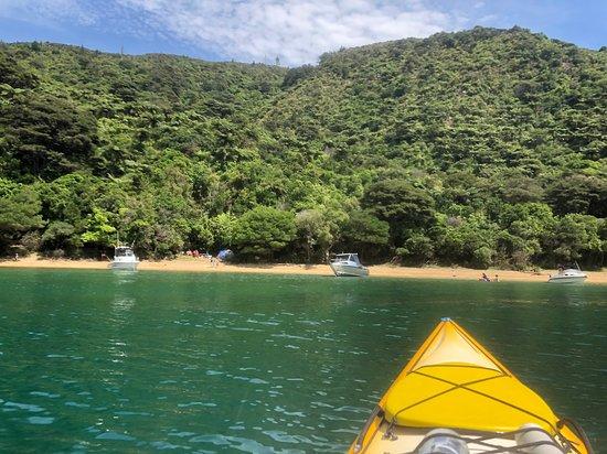 Anakiwa, Selandia Baru: Ratimera Bay