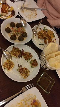 Best tapas Mediterranean restaurant in DC