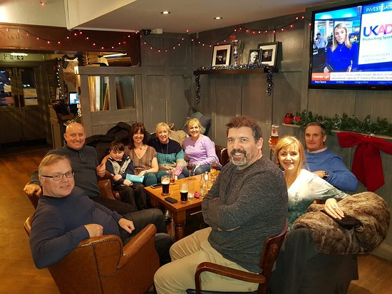 Houston, UK: Family and friends