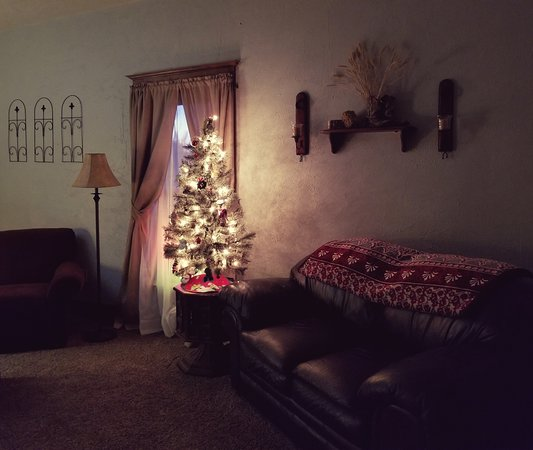 Saint Francis, KS: Living room