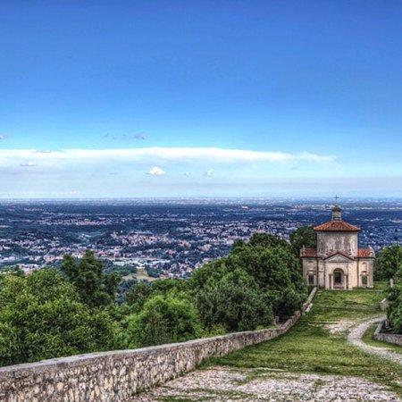 Laveno-Mombello, Italy: Sacro monte campo dei fiori