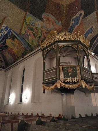 Bilde fra Oslo domkirke
