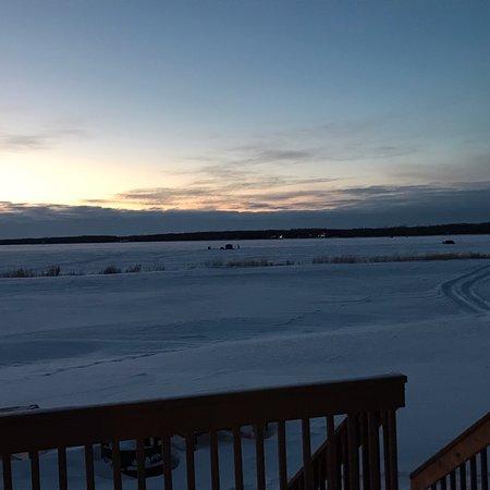 The Narrows, Canada: Winter getaway!