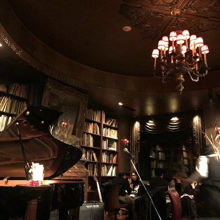 Tableaux Lounge