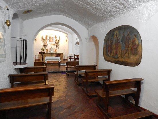 Ermita de Gracia – Iglesia Cueva de Guadix