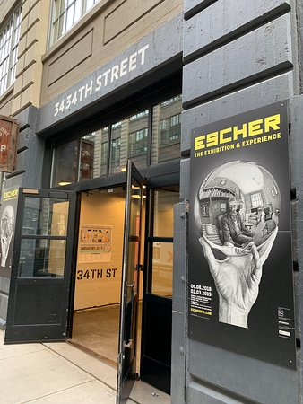 Escher The Exhibition and Experience