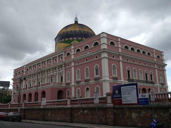 Teatro Amazonas Museum: Merveilleux
