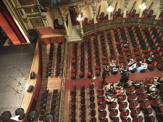 Teatro Amazonas Museum: Les sièges