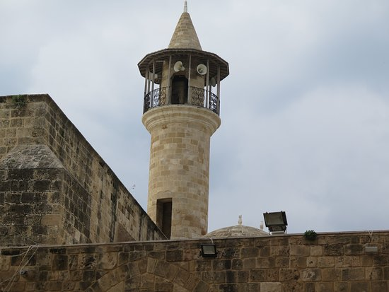 Sidon, Lebanon: The Great al-Omari Mosque