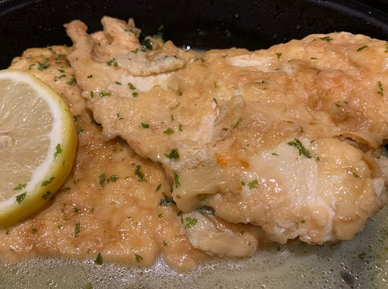 Williston Park, NY: Chicken Francaise