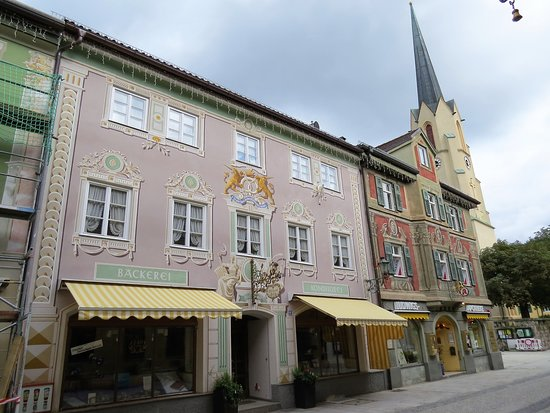 Pfarrei Maria Himmelfahrt Partenkirchen