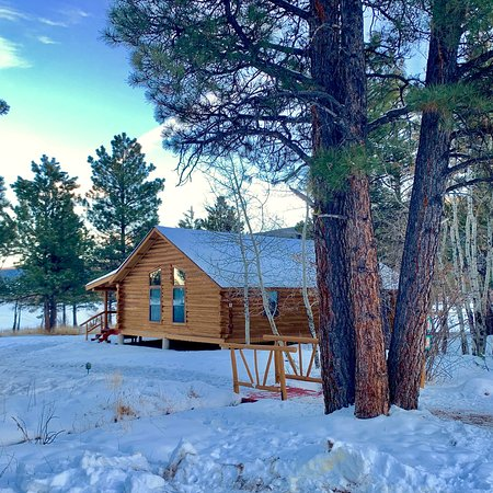 Red Canyon Lodge Cabins Photo
