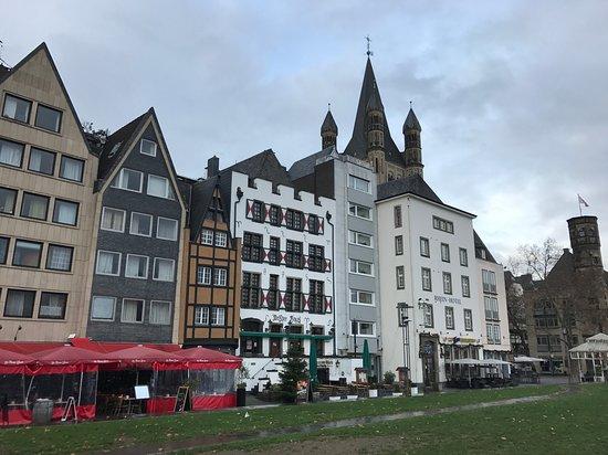 Rhein Hotel St.Martin, Hotels in Köln
