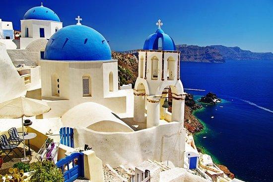 クレタ島からのサントリーニ島独立日帰り旅行
