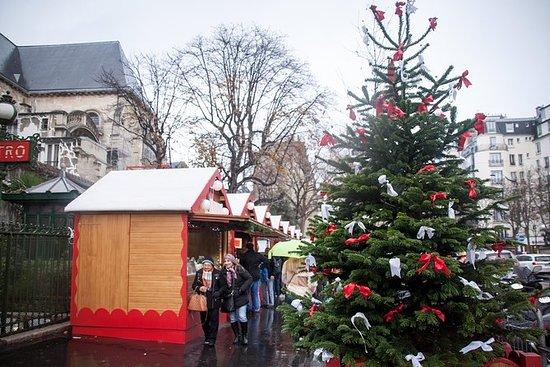 パリ・クリスマス・グルメ料理ツアー