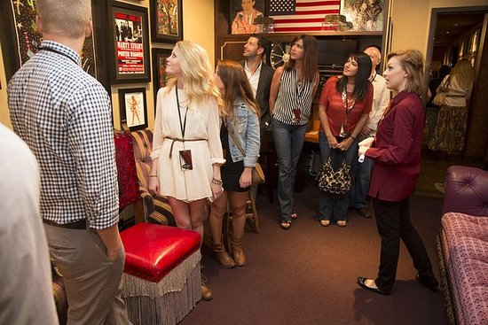 Grand Ole Opry House Guided Backstage...
