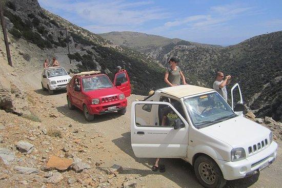 Kreta 4x4 Safari inclusief Preveli ...
