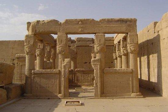 Denderah und Abydos Tempel von Luxor
