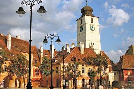Tagesausflug nach Sibiu und Fagaras...