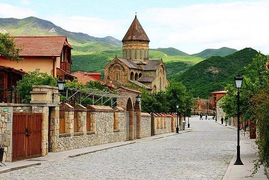 Full Day Private Tour of Tbilisi and...