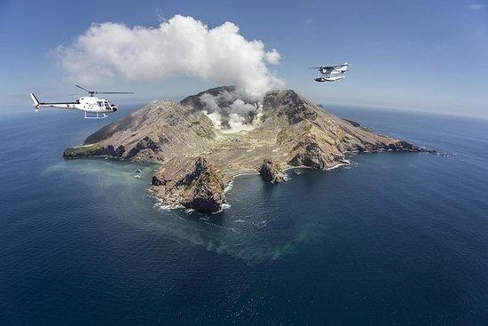 White Island Helicopter Flight og...