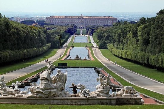Private Palace of Caserta and Cassino...