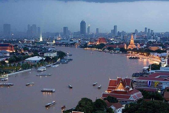 Bangkok: Wan Fah Dîner-croisière