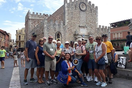 Taormina and Castelmola Tour from...