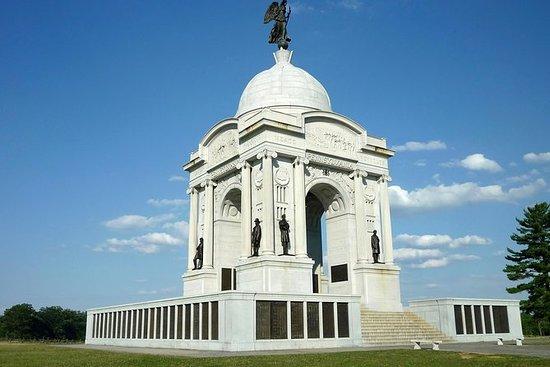 Excursão de ônibus ao Campo de Batalha de Gettysburg
