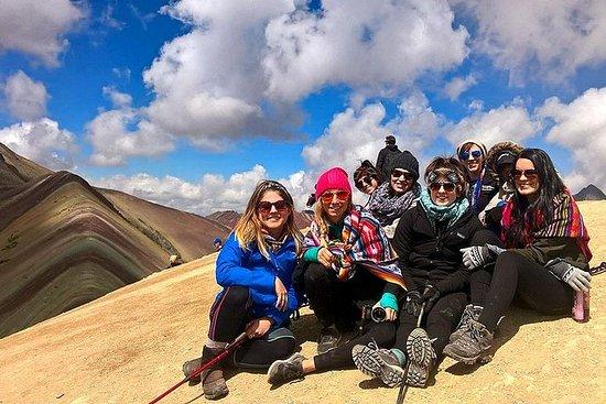 Regenbogenberg: Tagesausflug ab Cusco