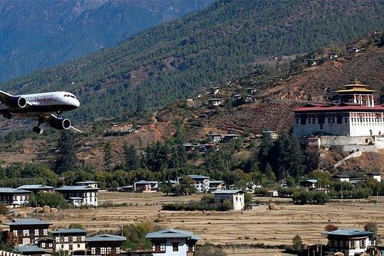 为期5天的私人不丹之旅:Paro,Thimphu和Punakha