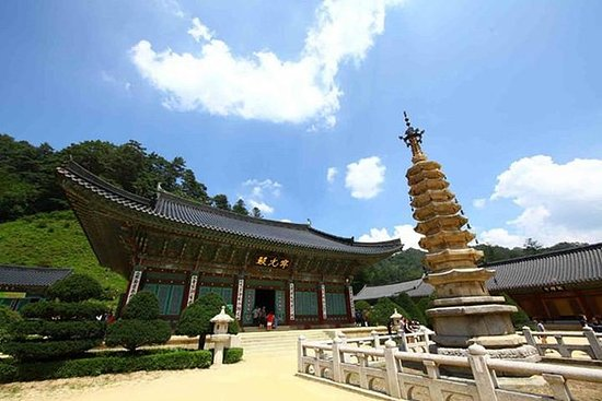 Pyeongchang Private Day Trip fra Seoul