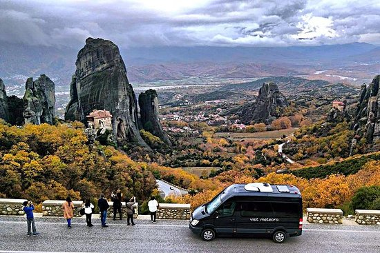 Full-Day Meteora Tour fra...