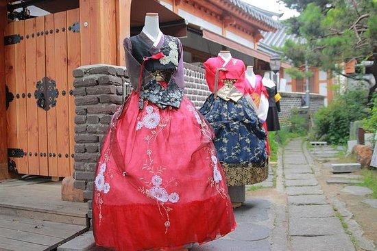 Voyage d'une journée à Jeonju au départ...