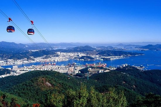 Tour di un giorno intero a Tongyeong